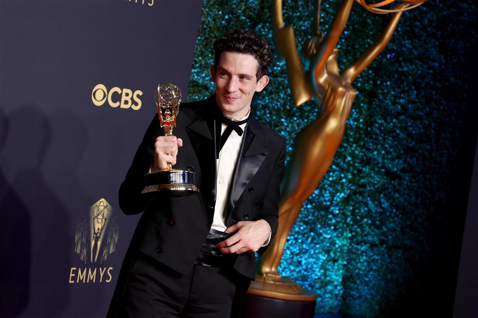 'The Crown,' 'Ted Lasso' win big at 73rd Primetime Emmy Awards