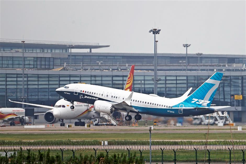 Boeing lifts China demand estimate over next two decades to US$1.47t