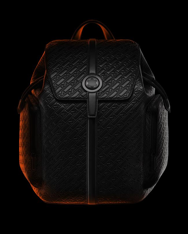 In the black with Montblanc's latest collection