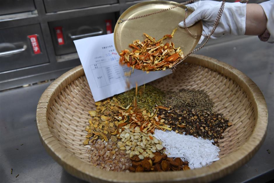 Herbal treatment for coronavirus goes to trial in the US