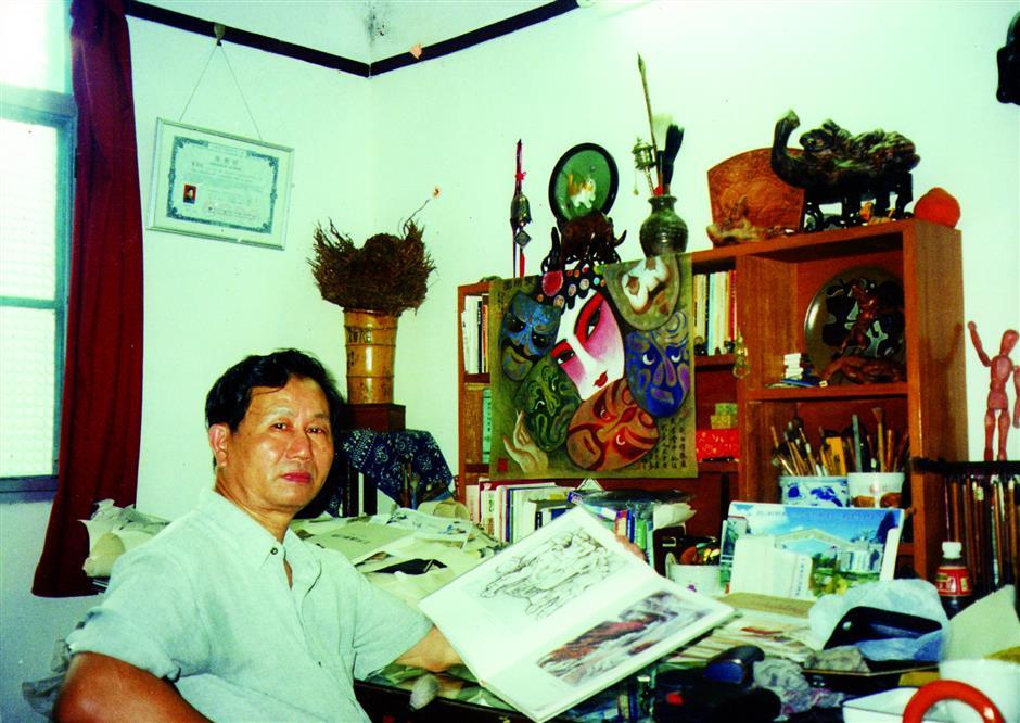 Pioneer of local silkscreen block printing