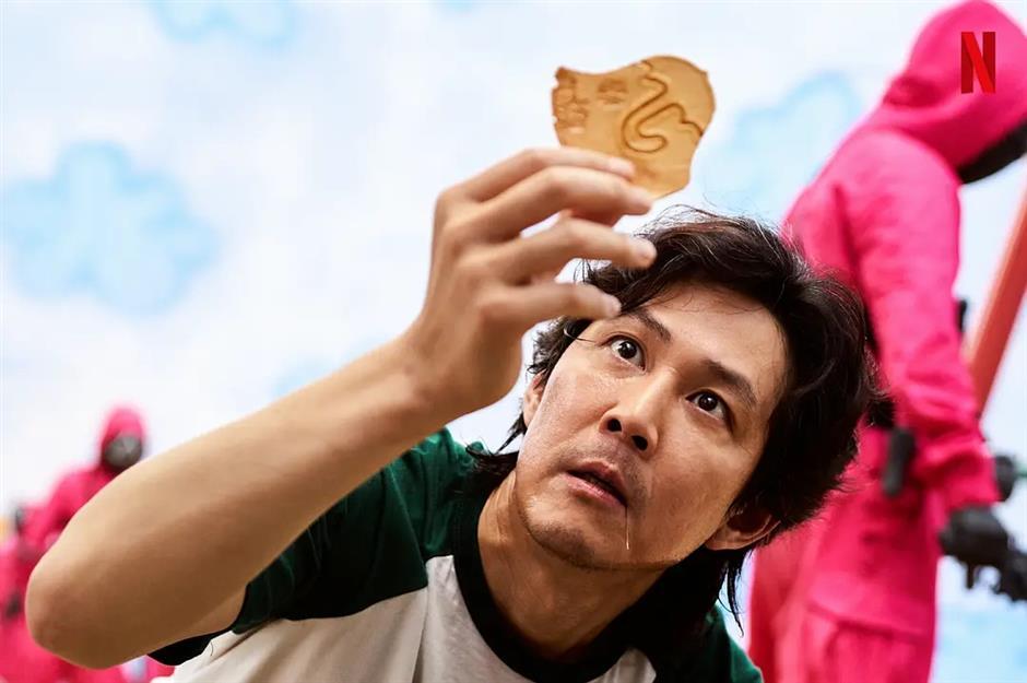 Korean series 'Squid Game' sparks worldwide frenzy