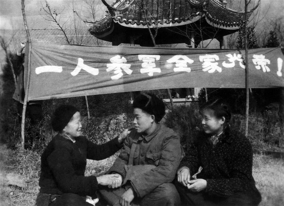 Photographer captured development of Songjiang