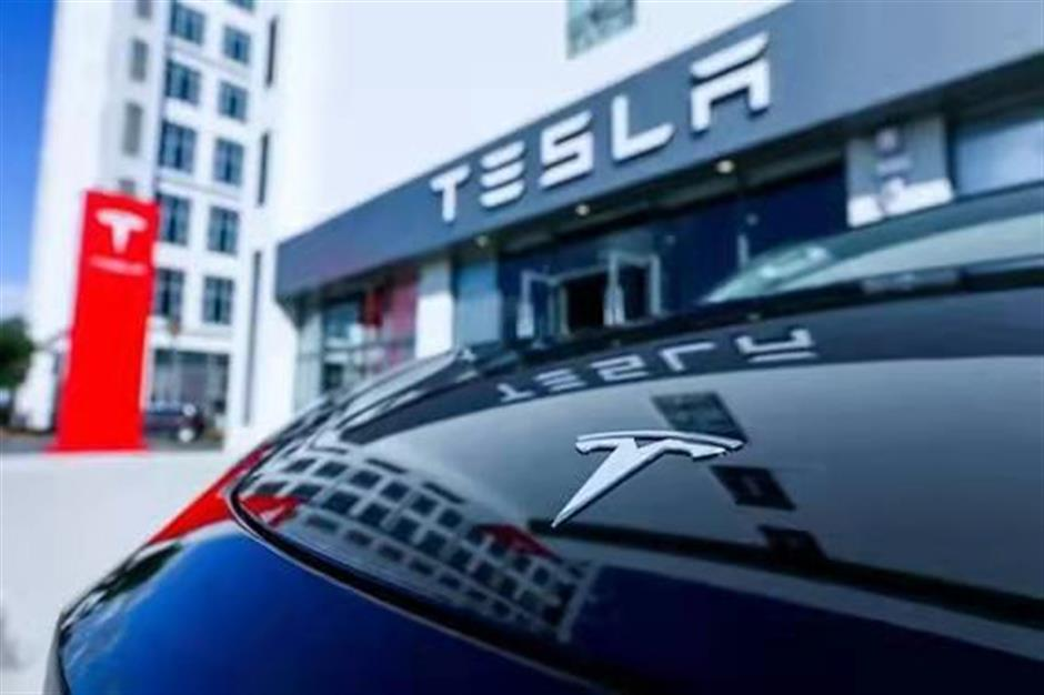 Man fined, ordered to apologize over claim of Tesla brake failure