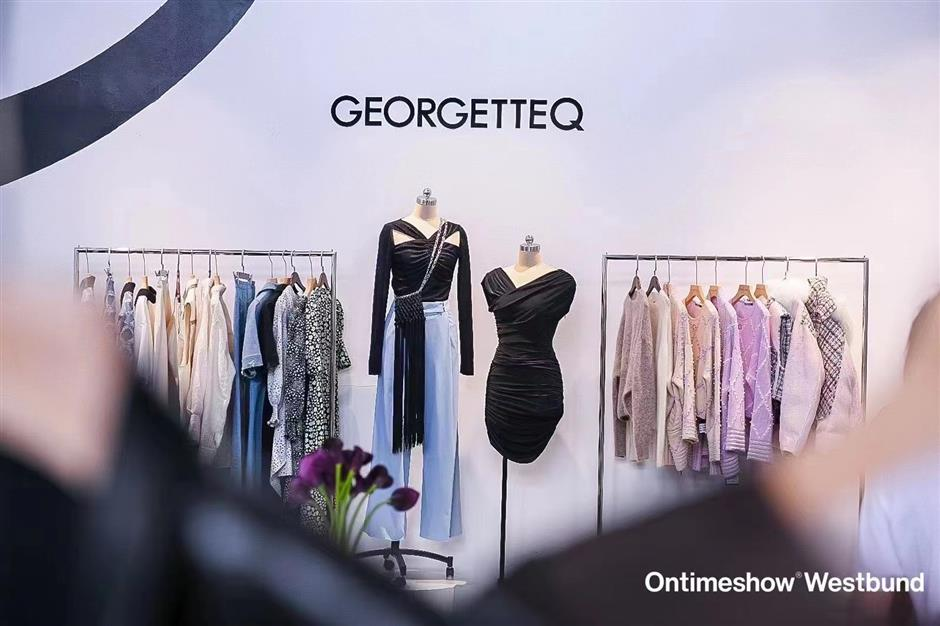 Asia's largest fashion trade fair underway at the West Bund