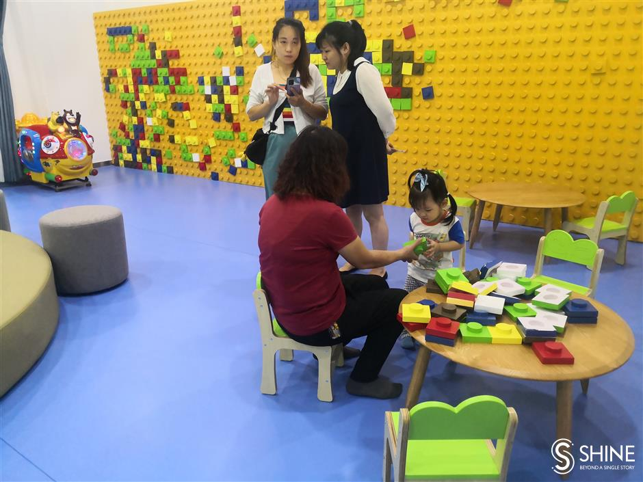Town in Qingpu District in full swing for international expo