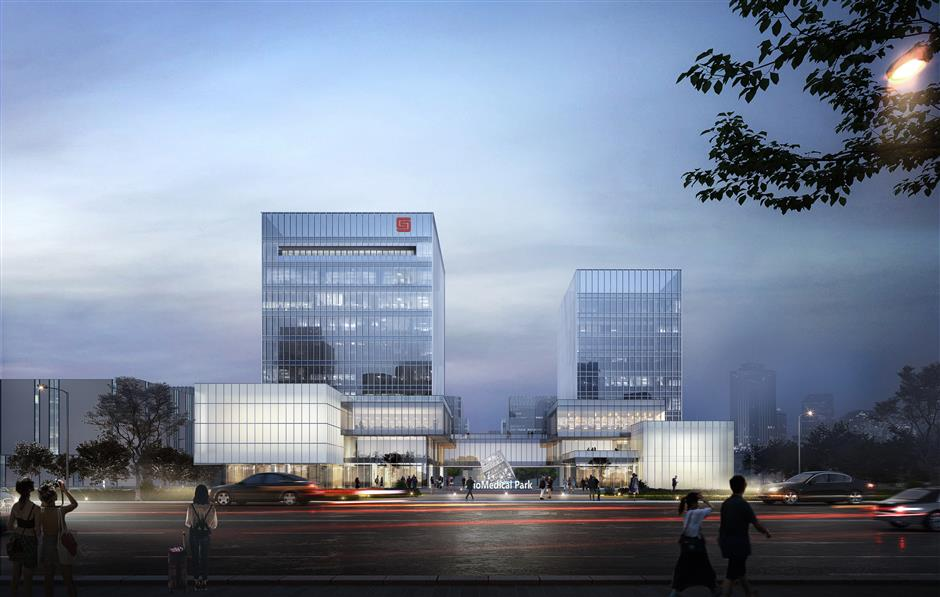 'Global Medicine Valley' to rise in northern Shanghai