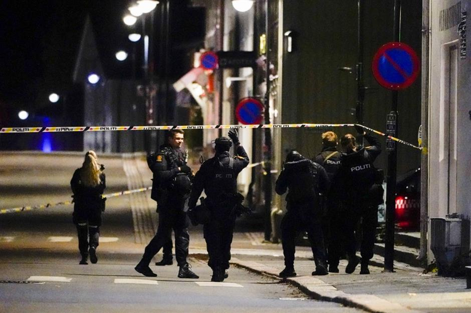 5 killed in Norway bow-and-arrow attack, man arrested