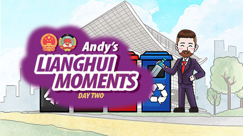 Andy's Lianghui Moments — Day Two