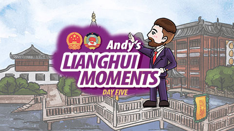 Andy's Lianghui Moments — Day Five