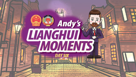 Andy's Lianghui Moments — Day Six