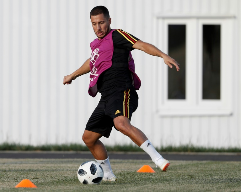 Chelsea Star Eden Hazard Has His Say On Real Madrid Transfer Rumours