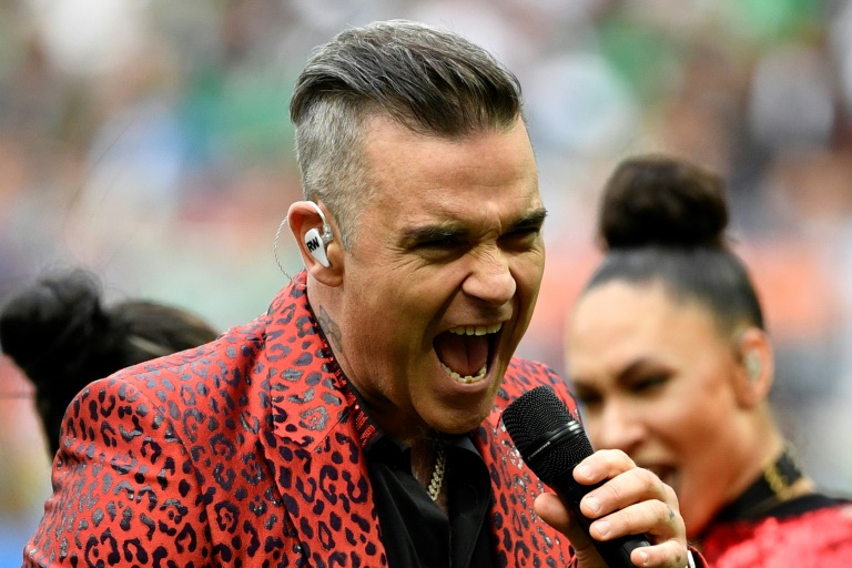 Robbie Williams to perform at star-studded opening ceremony