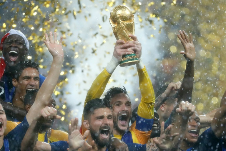 World Cup triumph afterglow raises French spirits
